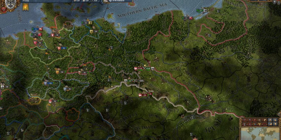 Đang miễn phí game Europa Universalis IV