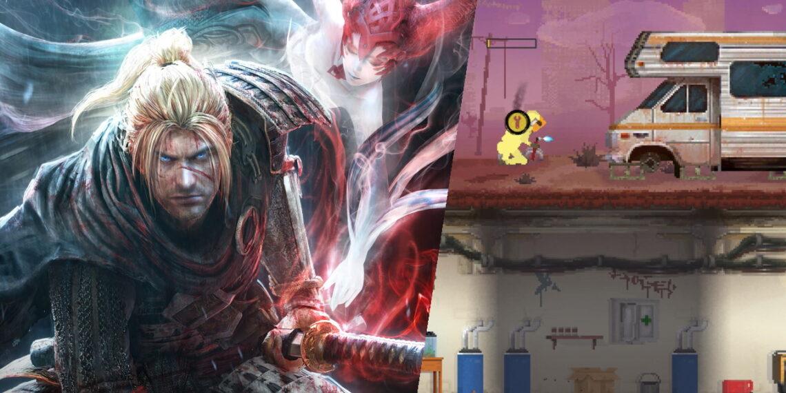 Đang miễn phí 2 game Nioh: The Complete Edition và Sheltered