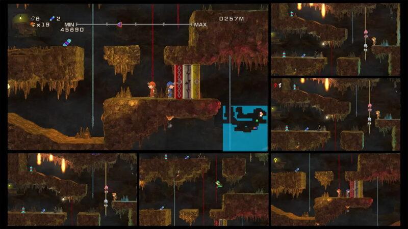 Đánh giá game Spelunker HD Deluxe