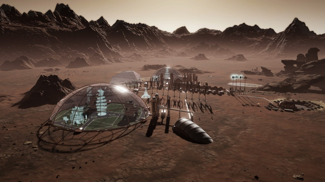 Đang miễn phí game Surviving Mars chỉ 24 tiếng