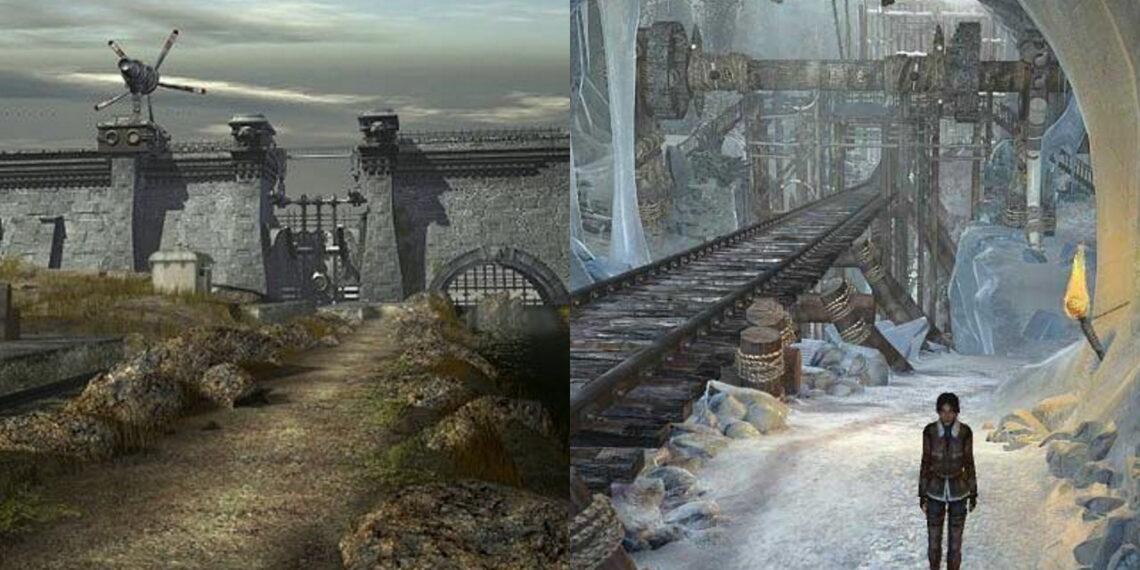 Đang miễn phí 2 game Syberia và Syberia II chỉ 48 tiếng