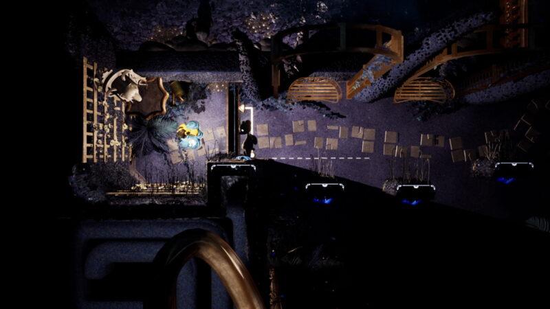 Trải nghiệm game Tandem: A Tale of Shadows