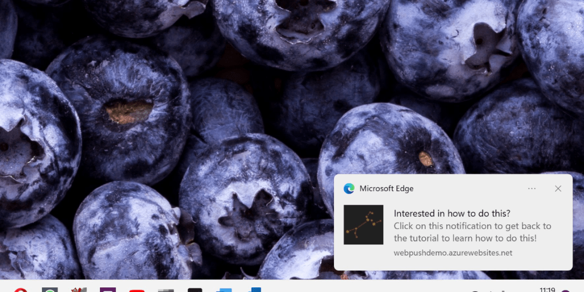 Cách giữ thông báo trên Windows 11 xuất hiện lâu hơn
